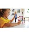 Barbie - set mobilier cu papusa profesoara de pictura