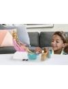 Barbie - set cu papusa la salonul de manichiura