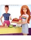 Barbie - set cu rulota la picnic
