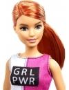Barbie - set de joaca cu accesorii wellness la sala de sport