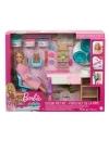 Barbie set de joaca - o zi la salonul spa