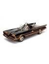 Batman Diecast Model 1/24 1966 Classic TV Series Batmobile with figure
