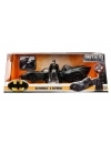 Batman Diecast Model 1/24 1989 Batmobile with figure