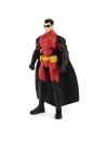 Batman - Figurina Robin in costum rosu 15 cm
