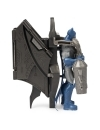 Figurina Batman10 cm cu mega accesorii pentru lupta