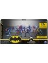 Batman - Set de 8 eroi minifigurine 5 cm