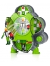Ben 10, Camera creare extraterestri (4 figurine)