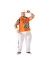 Figurina WWE Brodus Clay Elite 25, 18 cm