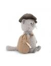 Buddy, motanul mancacios, din plus, 25cm (Orange Toys)