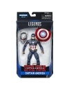 Marvel Legends Captain America, Captain America: Civil War 15 cm