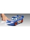 The Fabulous Lightning McQueen, kit (45 piese) cu sunete si lumini, 21 cm