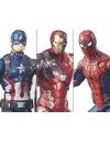 Civil War Marvel Legends Battle Damaged Set 3 figurine
