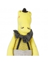 Crocodilul Ernest, jucarie de plus Moulin Roty, 50 cm