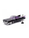 DC Bombshells 1959 Cadillac cu figurina, macheta auto 1:24