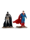 DC Comics Batman vs Super-man 10 cm