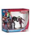 DC Comics Justice League Batman vs The Joker 10 cm