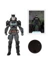 DC Multiverse Action Figure Batman Hazmat Suit 18 cm