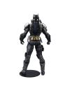 DC Multiverse Action Figure Batman Hazmat Suit Gold Label Light Up Batman Symbol 18 cm