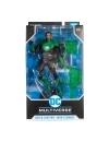 DC Multiverse Action Figure Modern Comic Green Lantern (John Stewart) 18 cm