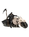 DC Multiverse Vehicle Batcycle (Dark Nights: Death Metal)