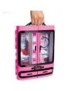Sifonier roz cu accesorii - Barbie Fashionistas