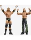 DX (Triple H & Shawn Michaels) WWE Battle Packs 58