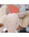 Elefantel de plus, 37 cm, Moulin Roty