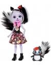 Enchantimals - set Sage Skunk & Caper 15 cm