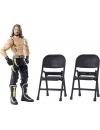 Figurina AJ Styles WWE Wrekkin', 17 cm
