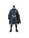 Figurina Batman cu costum albastru metalizat 15 cm