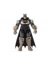 Figurina Batman in costum cu super armura 10 cm cu 3 accesorii surpriza