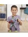 Figurina de actiune Hulk cu sunete si fraze 35 cm