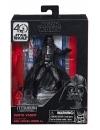 Figurina Diecast Darth Vader (Episode IV), Black Series Titanium