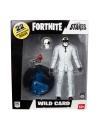 Fortnite, Figurina articulata Wild Card Black 18 cm