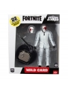Fortnite, Figurina articulata Wild Card Red 18 cm