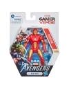 Marvel Gamerverse Figurina Iron Man Overclock 15 cm