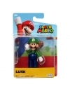 World of Nintendo, Figurina Standing Luigi 6 cm