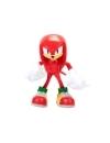Figurina Modern Knuckles, Sonic The Hedgehog, 6.5 cm