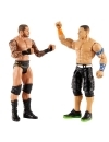 Figurine John Cena & Randy Orton - WWE Showdown 2-Packs 2 17cm