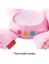 Proiector hipopotam roz Fisher Price