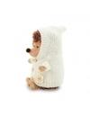 Fluffy, ariciul cu pulover, din plus, 20cm (Orange Toys)