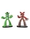 FNAF HeroWorld - Glow Freddy & Foxy 10 cm