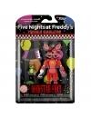 FNAF Pizza Simulator Figurina Rockstar Foxy (Translucent) 13 cm