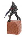 Fortnite, Builder Set cu figurina Black Knight