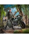 G.I. Joe Classified Series Cobra Island Action Figure 2021 Alvin Breaker Kibbey with Ram Cycle 15 cm