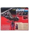 G.I. Joe Retro Collection Series Vehicle with Figure Cobra F.A.N.G.