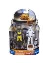Star Wars Rebels, Garazeb ´Zeb´ Orrelios & Stormtrooper 10 cm
