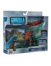 Godzilla King of the Monsters Matchups Action Figurina Fire Godzilla & Mothra 9 cm (iulie 2019)
