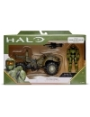 HALO Vehicul Mongoose si Figurina Master Chief 11 cm
