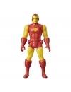 Hasbro Marvel Legends Retro  Collection Iron Man 10 cm